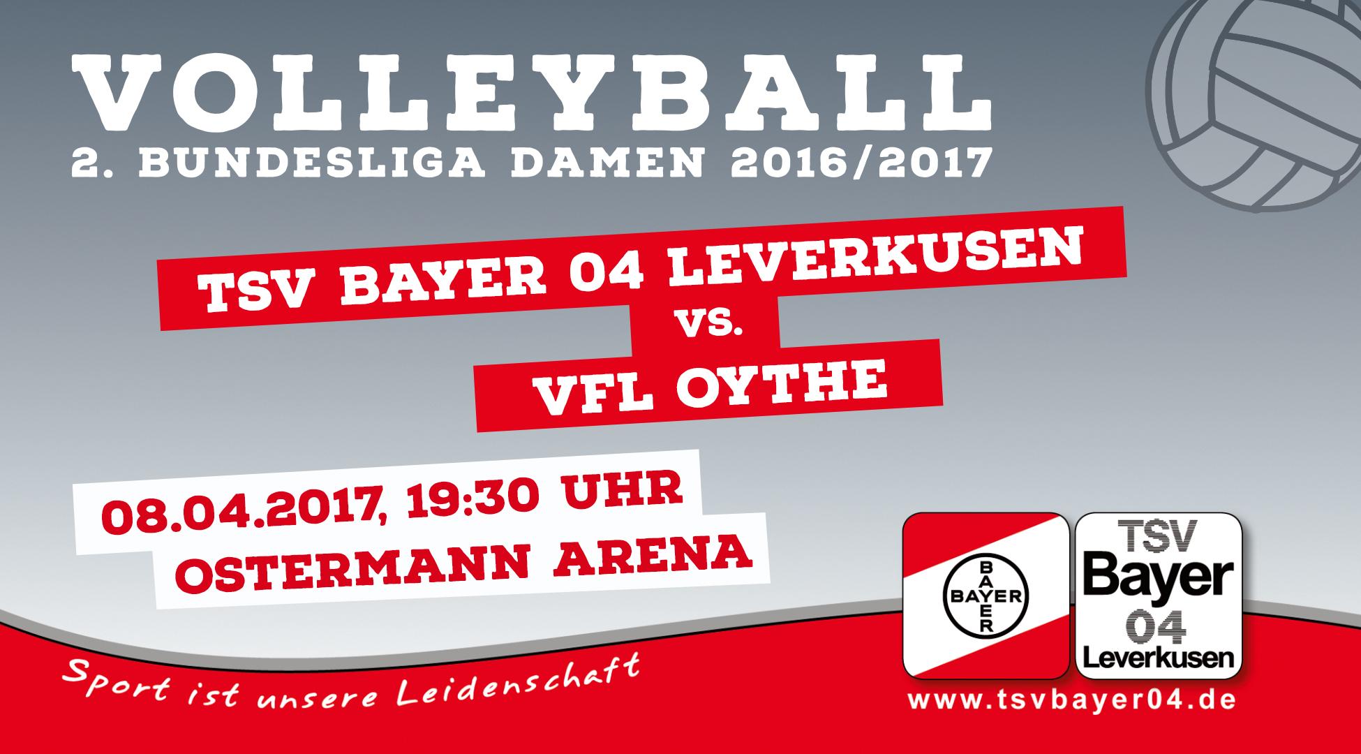 tsv bayer leverkusen volleyball