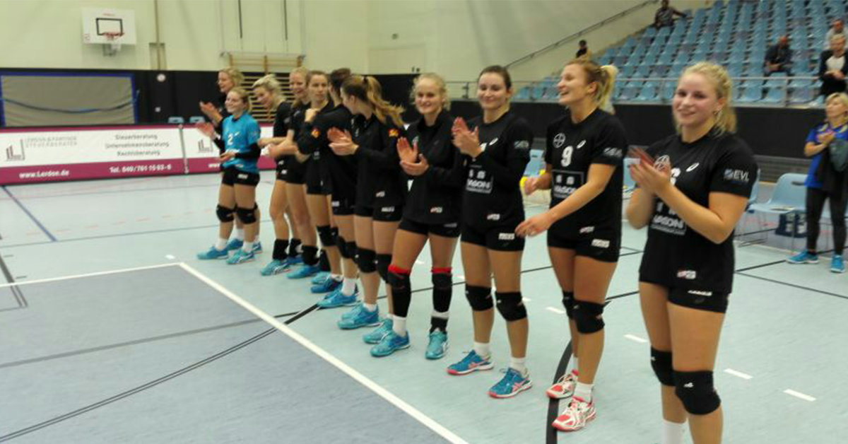 tsv bayer leverkusen volleyball